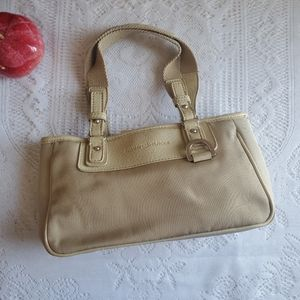 Vintage Tommy Hilfiger Purse Small Cream